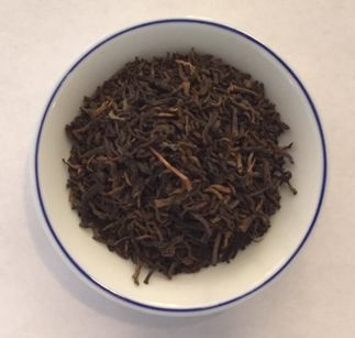 golden pu-erh golden 5yrs old rare retake