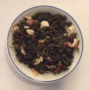Sweet Watermelon Oolong Tea