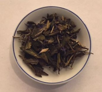 Blueberry white tea