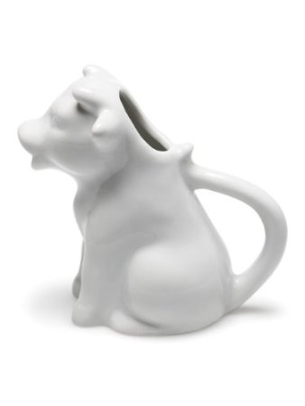 abbott cow creamer side