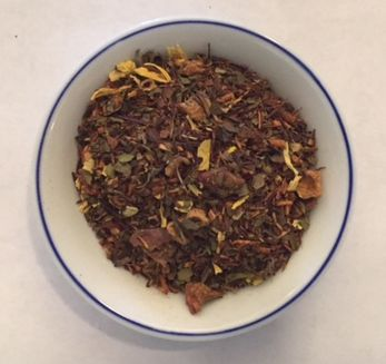 Apple Pear Tulsi Herbal Tea