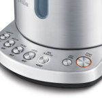 breville tea kettle controls