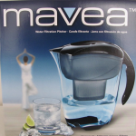 elemaris water filtration pitcher box