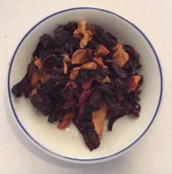 Fruity Vanilla Herbal Tea