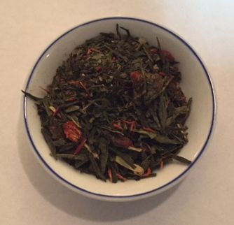 goji berry green tea