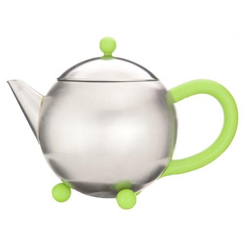 milo mayfair red teapot