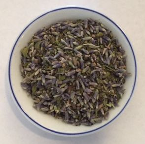 moonlight lavender tea