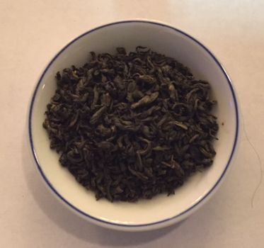 organic gold dragon jasmine green tea