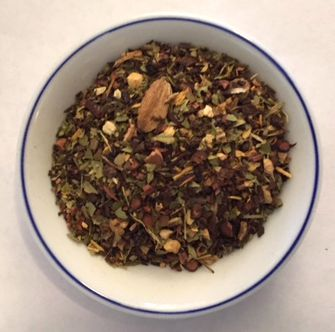 slim and slender herbal tea