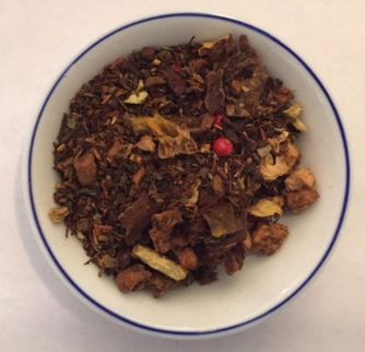 Tulsi Orange Spice Herbal Tea