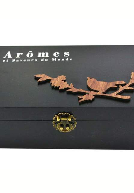 aromes tea box