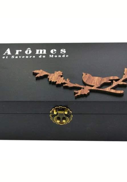 aromes tea box