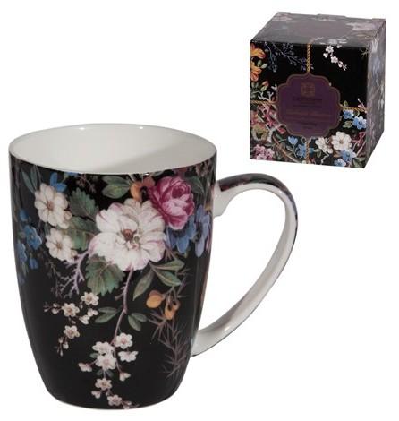 midnight blossom mug