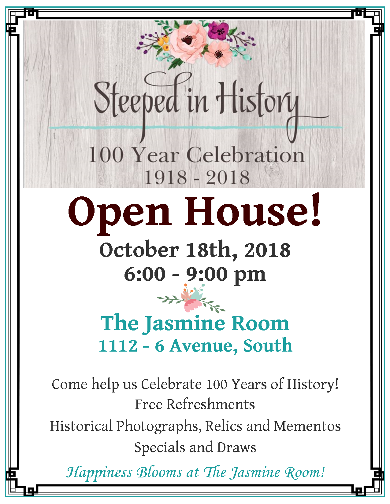 Steeped-in-History-Open-House-Poster