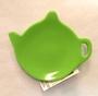 green Teabag holder