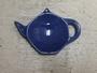 blue ceramic