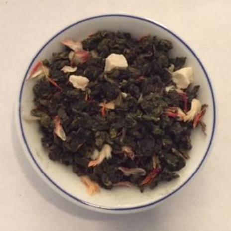 Sweet Watermelon Oolong Tea