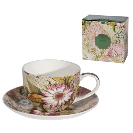 Daydream Cup and Saucer