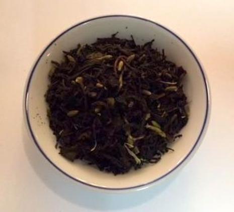 Versailles Lavender Earl Grey Black Flavored Tea
