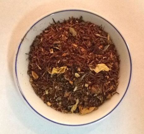 Pumpkin Cream Spice Rooibos Tea