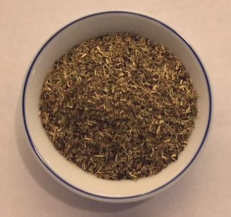 Citrus Rose Herbal Tea