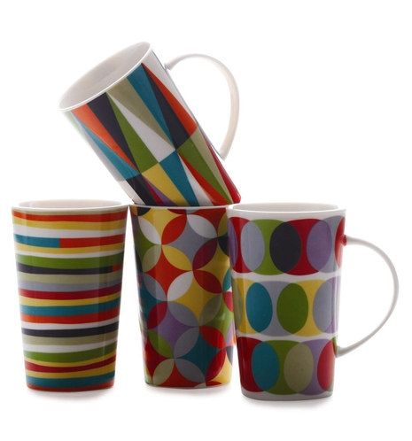 Sequence Mug Set