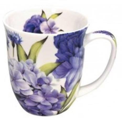 Blue Flowers mug
