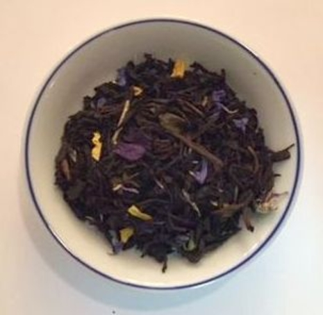 Black Currant Black Flavored Tea