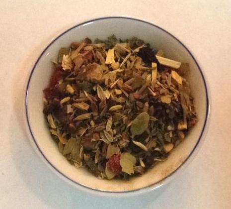 Revitalize Wellness rooibos tea