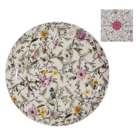 Summer Blossom Plate