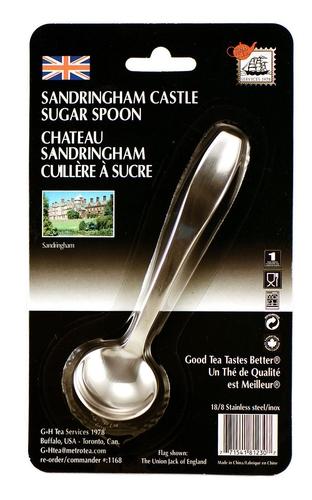 Sandringham Castle Sugar Spoon