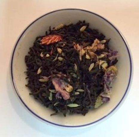 Licorice Black Flavored Tea