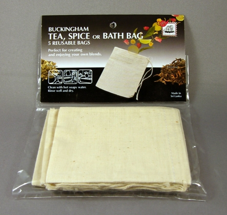 Tea, Spice or Bath Bag