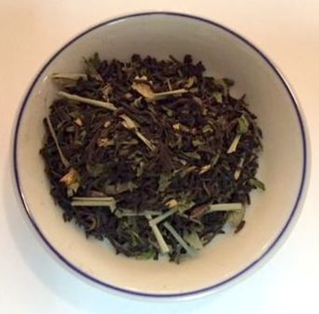 Moroccan Mint Black Flavored Tea