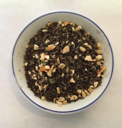 Orange and Mint Chai