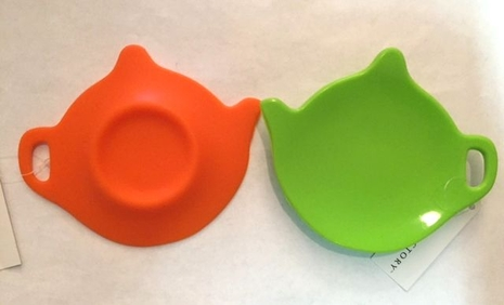 Silicone Tea Bag Holders