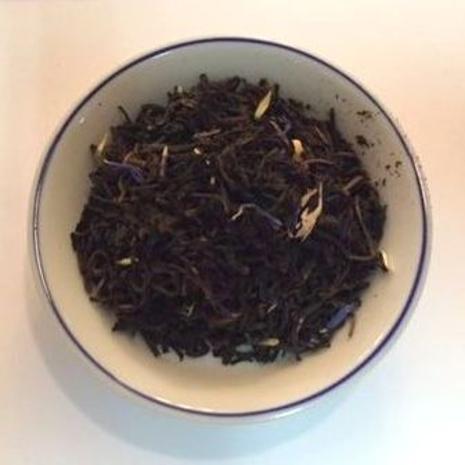 Decaf Earl Grey Black Flavored Tea