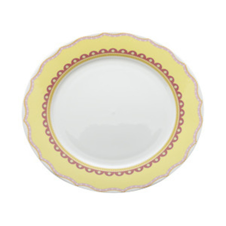 Enchante Antoinette Plate