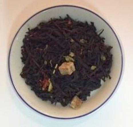 Plum Pear Black Flavored Tea