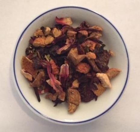 Canadian Berry Fruit Herbal Tea