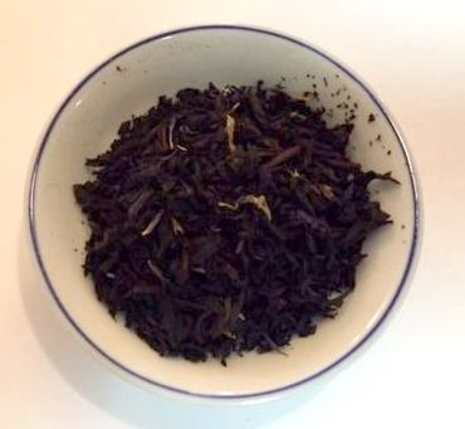 Earl Grey Black Flavored Tea