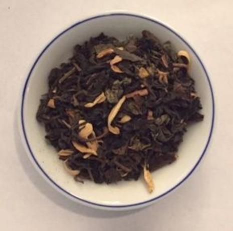 Orange Blossom Oolong Tea