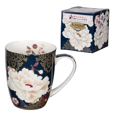 Kimono Indigo Mug