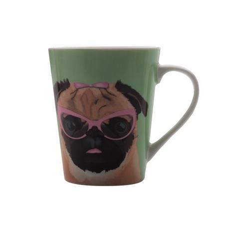 The Mob Mug Pug
