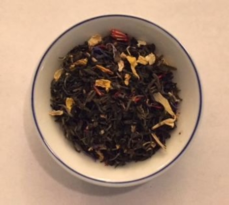 Balinese Rainbow Jasmine Green Tea