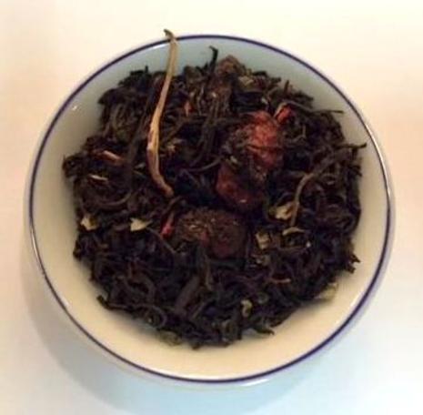 Cranberry Black Flavored Tea