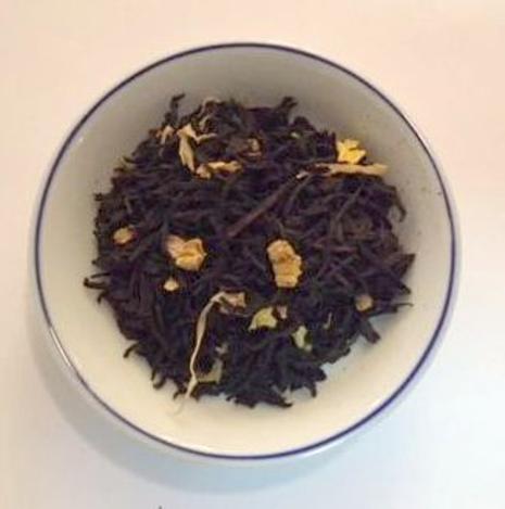 Banana Black Flavored Tea