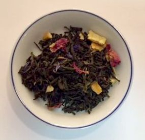 Baroness Lady Earl Grey Black Flavored Tea