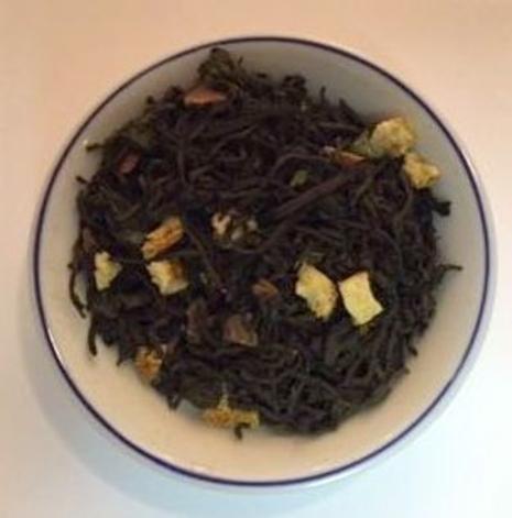 Orange Spice Black Flavored Tea