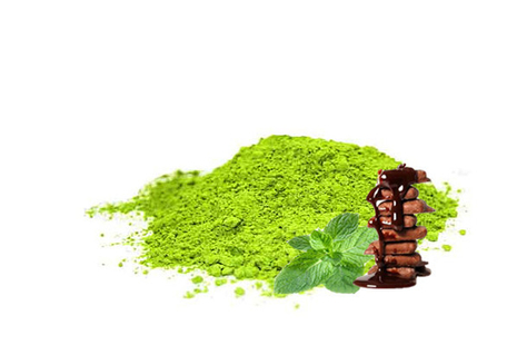 Chocolate Mint Matcha